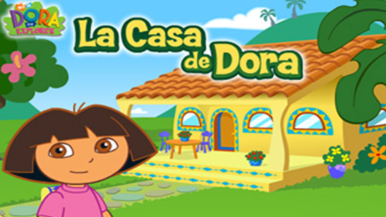 Dora Spiele De