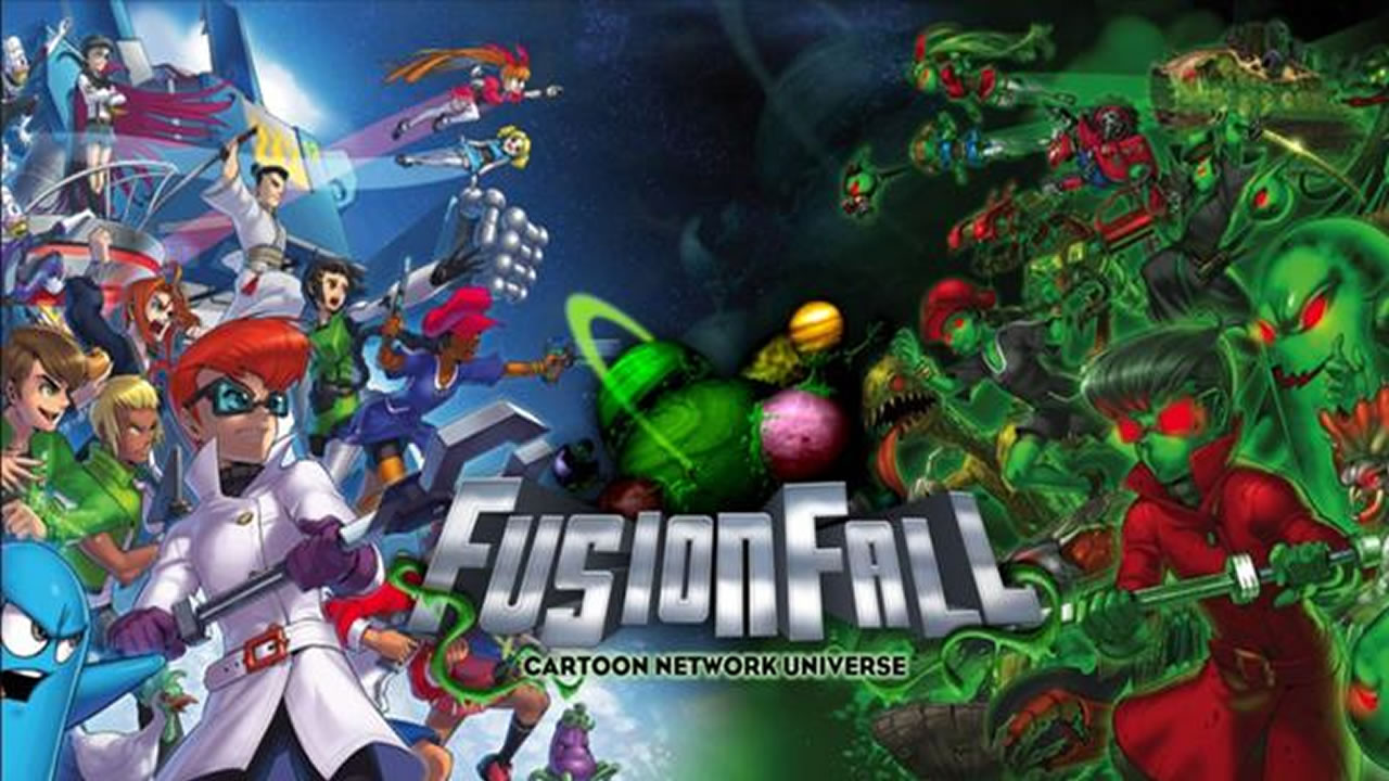 Cartoon Network Universe: FusionFall Heroes Game Movie – Games Review